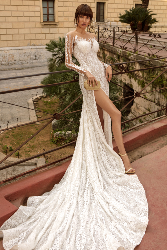 Luxury dresses Collections are Sicilia (2020)